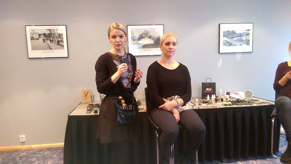 Spennede makeupkurs med bareMinerals